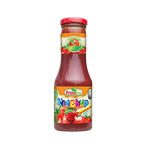 Ketchup senza zucchero per i bambini BIO 315 g - PRIMAECO