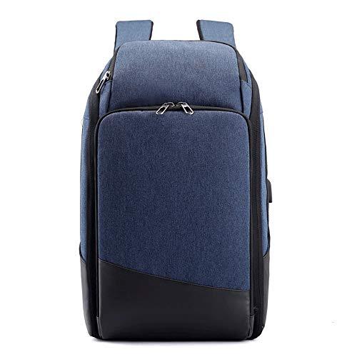 Angle-w diseño elegante, viajes sencillos, Nuevo negocio mochila tendencia multifunción mochila de 15 pulgadas portátil de gran capacidad maletín transpirable, resistente al desgaste, aligerar, mochil