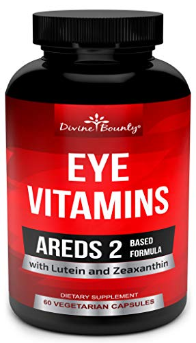 AREDS 2 Eye Vitamins with Lutein...