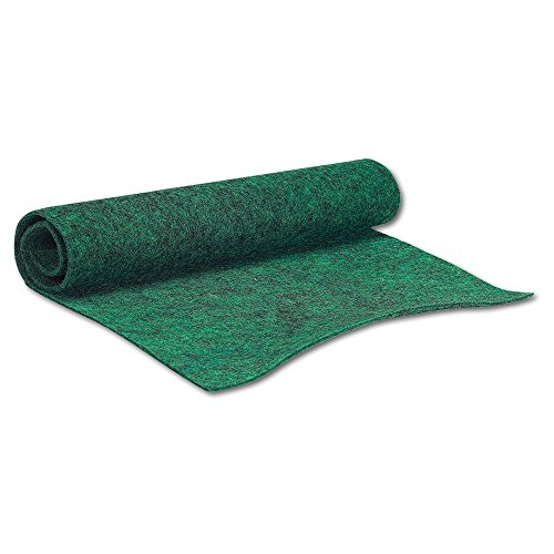 (2 Pack) Zilla Reptile Terrarium Bedding Substrate Liner, Green, 10G