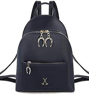 يفرلي هيلز بولو كلوب حقيبة ظهر للنساء لون ازرق داكن