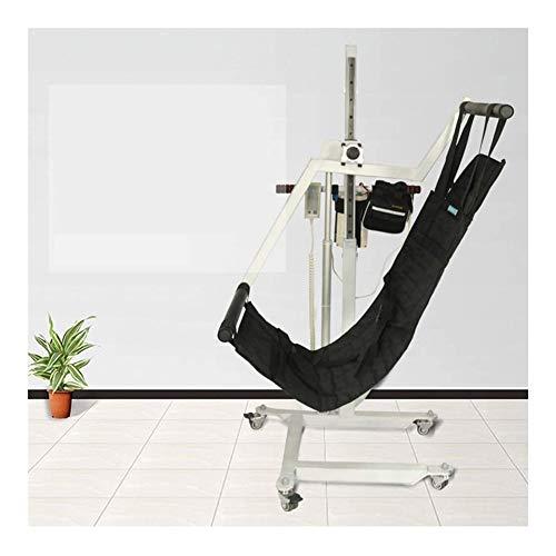 TINWG Stand-Up Patientenlift Sling Übertragung Halt Maschine mit Behinderungen Kurzstrecken-Shifting mit Rollstuhl Toiletten 100kg Gewicht Kapazität 0406