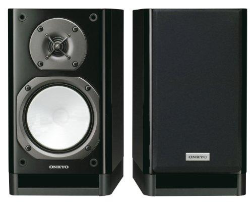 Onkyo D-N10BX(B) 2-Wege Bassreflex-Lautsprecher schwarz