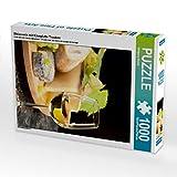 CALVENDO Puzzle Weisswein mit Käseplatte Trauben 1000 Teile Lege-Grösse 48 x 64 cm Foto-Puzzle Bild Von Steiner Wolfgang