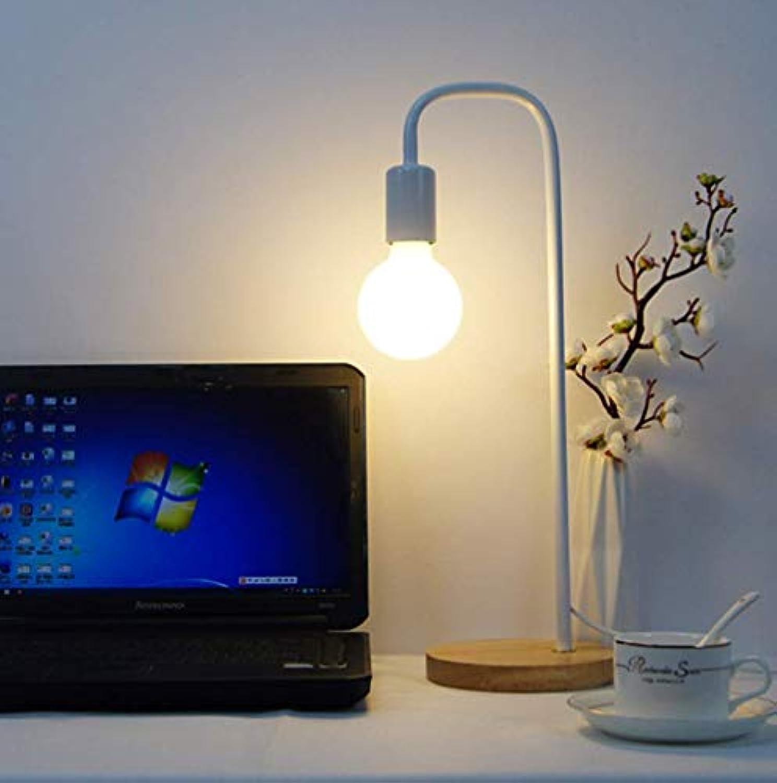 ZHANG NAN ●  LED-Augenschutzschreibtischlampenschlafsaalschreibtisch, der Schlafzimmernachttischlampe, Wei lesend liest ●