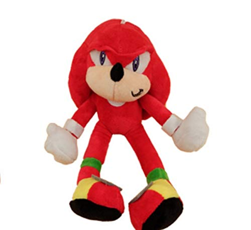 Sonic the Hedgehog Kid Rode Knuffel Doll 18cm