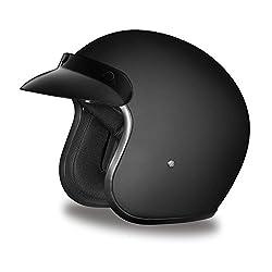 Daytona Open Face Helmet Cruiser Review