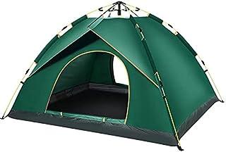 Omedelbart pop up tält 2 personer bärbart tält automatisk tält vattentätt vindtät för camping vandring bergsklättring
