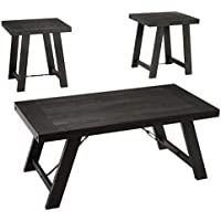 Signature Design by Ashley Noorbrook Casual 3-Piece Table Set