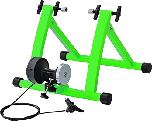 Kunova (TM) Indoor Bike Bicycle Trainer Exercise Stand with Remote Resistance Setting