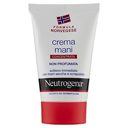 Neutrogena crema de manos concentrada sin perfume,50ml.