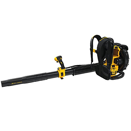 DEWALT 40V MAX Backpack Leaf Blower...