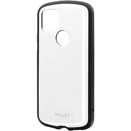 ビアッジ Google Pixel 5 耐衝撃ハイブリッドケース 「PALLET AIR」 ホワイト 【Amazon限定ブランド】