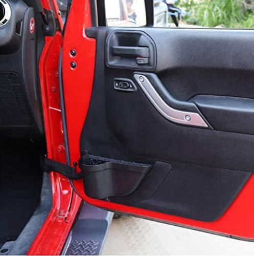 Organizador para puerta delantera de coche, bolsa de almacenamiento, para red de puerta, bolsa de repuesto, organizador