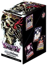 Weiss Schwarz Nazarick Tomb of The Undead English Booster Box
