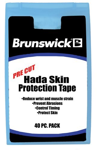 Brunswick Pre Cut Skin Protection Tape, 40 Count