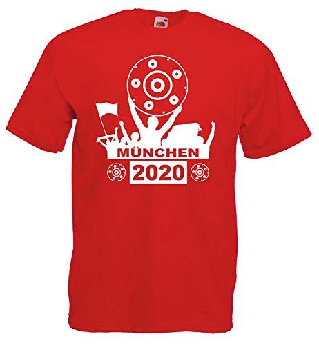 München Herren Meister Schale 2020 Ultras T-Shirt