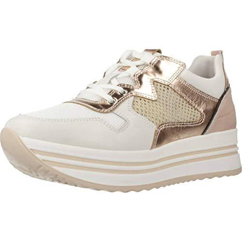 Nero Giardini 0567D Sneakers con Lacci I Pelle Donna