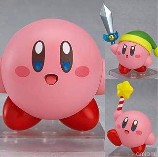 Land Kirby Nendoroid 544 Juego Anime Figura de acción de colección PVC Juguetes Caja al por Menor