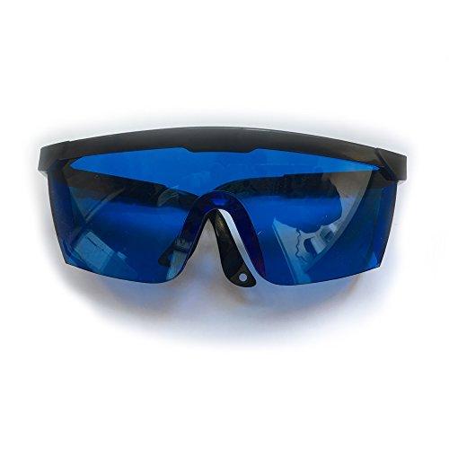 Nadalan 600-700nm Goggles / Red Laser Schutzbrille / Infrarot-Brille / Laser Goggles