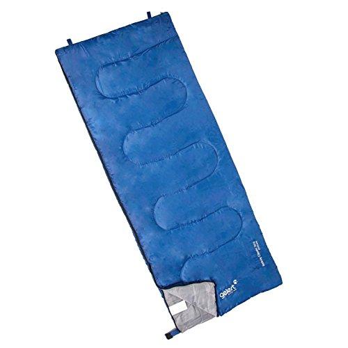 Gelert Hebog Schlafsack Rechteck Blau Einheitesgröße