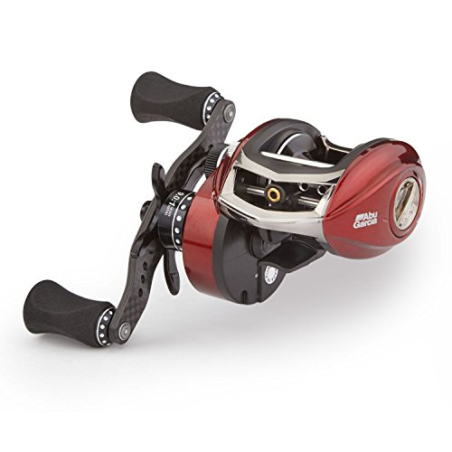 "Abu Garcia, Revo Rocket Low Profile Casting Reel, 10.1:1 Gear Ratio, 11 Bearings, 41"" Retrieve Rate, Right Hand"