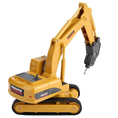 RC Auto kaufen Kettenfahrzeug Bild: Fernbedienung Bagger, Fernbedienung Bagger Truck Mini Digger RC Engineering Auto Baufahrzeug Spielzeug Geschenk für Kinder( 2 #)*