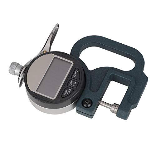 Digitales Dickenmikrometer, kompakte elektronische Dickenanzeige, breite Anwendung für DIY-Hardware-Messgeräte Messgerät DIY-Werkzeuge