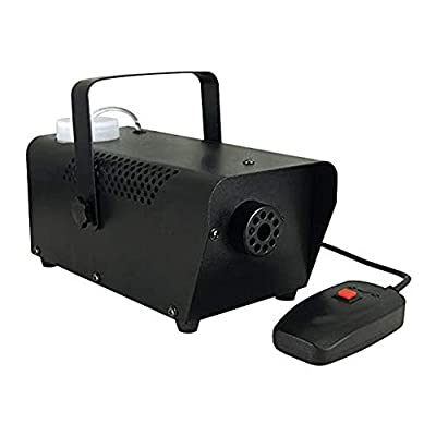 Smoke Machine 400W Fog Machine Disco Party Halloween Effect inc Remote