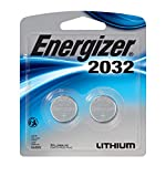Energizer CR2032 3V Lithium Battery - Pack of 4 Pieces