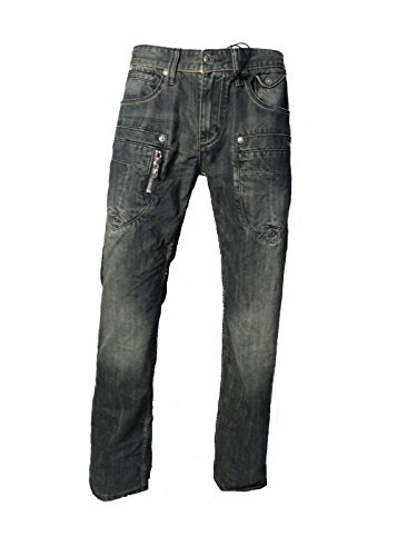 M.O.D Herren Jeans Danny Algiers Blue (40/32)