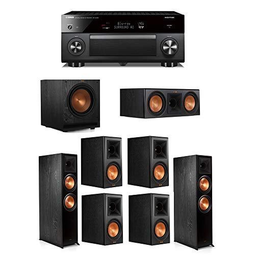 Fantastic Deal! Klipsch 7.1.2 System - 2 RP-8060FA Speakers,1 RP-600C,4 RP-600M Speakers,1 SPL-100,1...