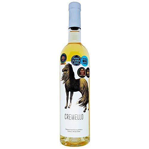 Vinho Branco Cavalli Cremello 750Ml Cavalli Chenin Blanc