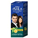 ふけ防止ヘアオイルアムラ-200ml Dabur Amla Anti Dandruff Hair oil SARTAJ डाबर आंवला एंटी डैंड्रफ हेयर ऑयल सरताज