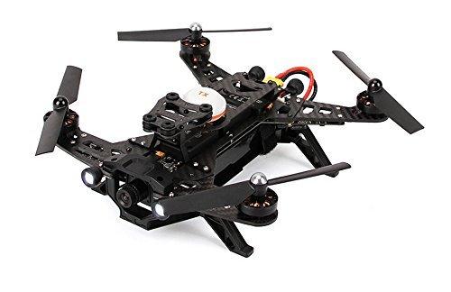 Xiangtat Walkera Runner 250 Drone Racer Modular Design Hd Camera 250 Size Racing Quadcopter Droen with OSD Devo 7 Hd Camera (Basic 3 Version) by Xiangtat