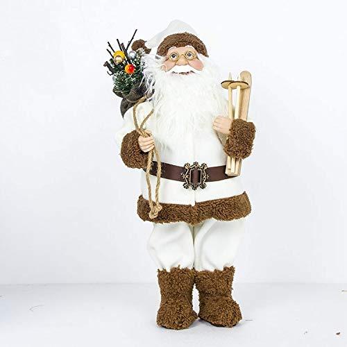 Kerstversiering Kerstman Pop Ornament Gift Props Ornamenten, Specificatie: Wit Grote Sectie LIFUQIANGME