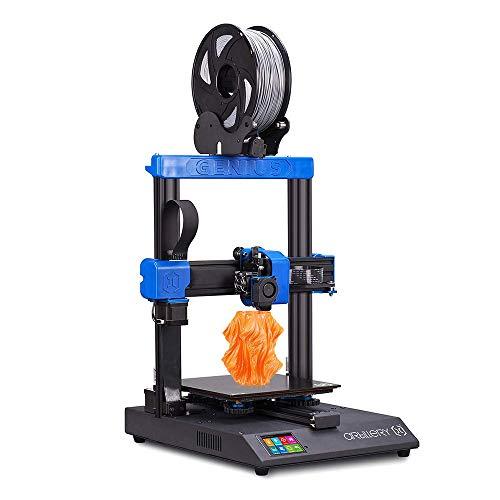 Artillery Genius 3D Printer, I3 High-Precision Desktop Dual Z-Axis 98% Integrity TFT Screen Mute Printer