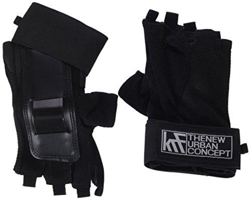 KRF The New Urban Concept Speed Guantes de Protección, Negro, L