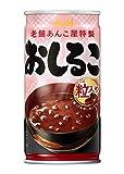アサヒおしるこ 缶 190X30