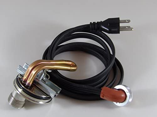 Engine heater Kit compatible with FREIGHTLINER Trucks  Buses Ch
