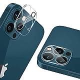 【2枚入り】iPhone12 Pro 用 カメラフィルム 3眼レンズ保護 カメラ保護ガラス キズ防止 旭硝子製 99%透過率 露出オーバー防止 極薄 耐衝撃 防滴 防塵 装着簡単 レンズ保護フィルム カメラ全体保護
