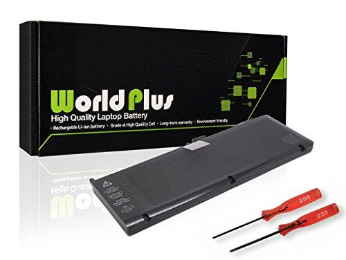 WorldPlus バッテリー Apple MacBook Pro 15インチ 対応 A1321 A1286 ( 2009 2010 )