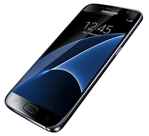 Samsung Galaxy S7 32GB G930T - T-Mobile Locked - Black Onyx (Renewed)