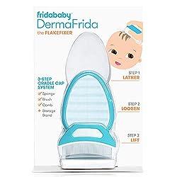 DermaFrida comb/brush for cradle cap