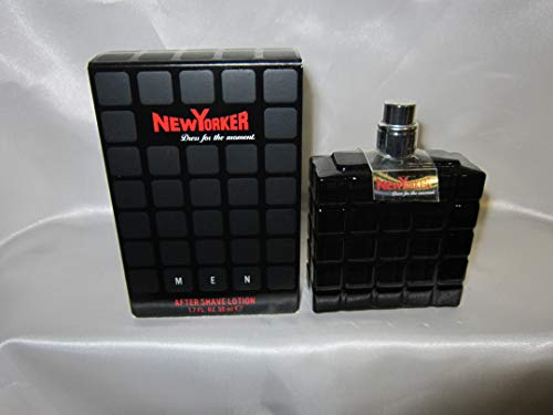 NewYorker Cosmetics New yorker newyorker 50 ml after shave 50 ml eau de toilette geschenkt