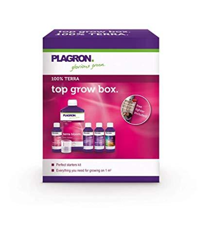 Plagron Top Grow Box Terra Dünger NPK Additiv Zusatz Booster Pflanzennahrung