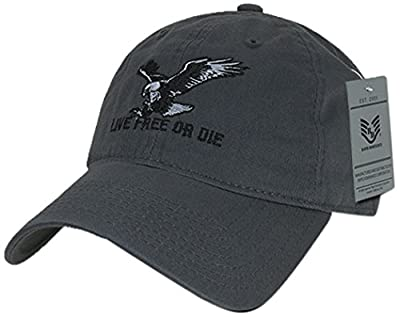 Rapiddominance Relaxed Graphic Cap