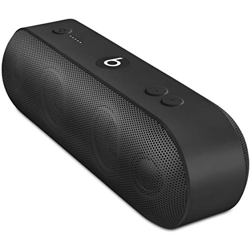 Beats Pill Plus Wireless Bluetooth Portable Speaker - Black (Renewed)