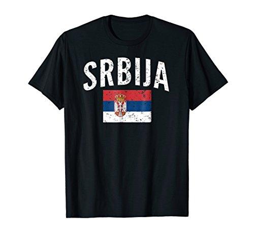 Serbia Soccer Jersey 2018 Football Srbija shirt