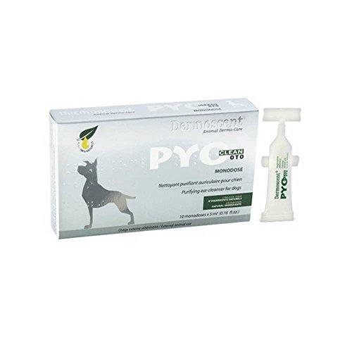 Dermoscent 920-7220 Pyoclean OTO 10 Einzeldosis